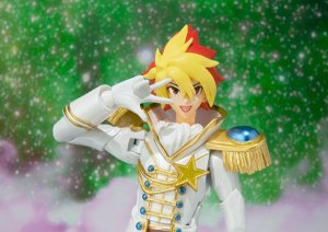 Takuto Tsunashi Star Driver:Kagayaki no Takuto S.H.Figuarts Bandai Original