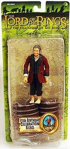Bilbo Senhor dos Aneis a sociedade do anel Toy Biz Original