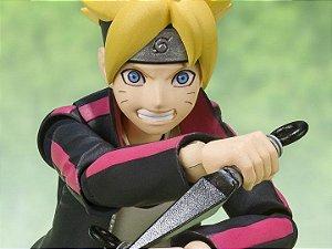 Boruto Uzumaki Naruto Proxima Geração S.H. Figuarts Bandai Original