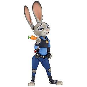 Judy Hopps Zootopia Figure Complex Movie Revo Series No.008 Revoltech Kaiyodo Original