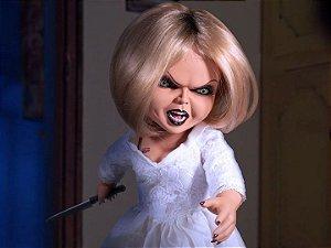 Tiffany O filho de Chucky Mezco Designer Series Mega Scale Mezco Toyz Original