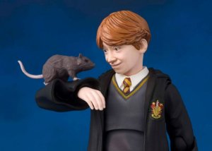 Ron Weasley Harry Potter e a pedra filosofal S.H. Figuarts Bandai Original