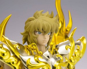 Aiolia de leão Cavaleiros do Zodiaco Saint Seiya Soul of Gold Bandai Cloth Myth EX Original