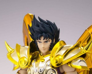 Shura de Capricornio Cavaleiros do Zodiaco Saint Seiya Soul of Gold Cloth Myth EX Bandai Original