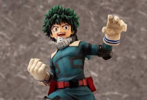 Izuku Midoriya Boku no Hero Academia Chara-ani Original