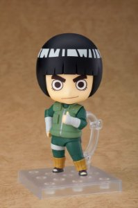Rock Lee Naruto Shippuden Nendoroid Good Smile Company Original
