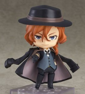 Chuya Nakahara Bungo Stray Dogs Nendoroid Good Smile Company Original