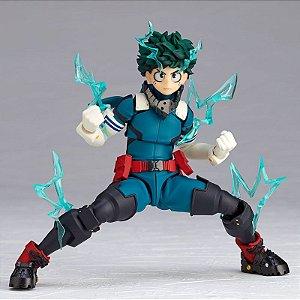 Izuku Midoriya Boku no Hero Academia Figure Complex Amazing Yamaguchi No.018 Revoltech Kaiyodo Original