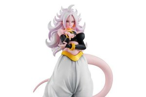 Android 21 Dragon Ball FighterZ Gals MegaHouse Original