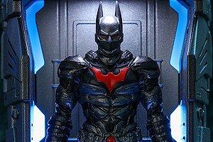 Batman do futuro Video Game Masterpiece Compact Hot Toys Original