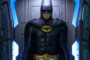 Batman 1989 Video Game Masterpiece Compact Hot Toys Original