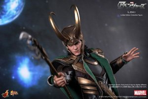 Loki Vingadores Movie Masterpiece Hot Toys Original