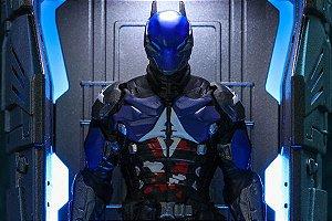 Cavaleiro de Arkham Batman Arkham Knight Video Game Masterpiece Compact Hot Toys Original