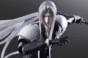 Sephiroth Final Fantasy VII Remake Play Arts Kai Square Enix Original