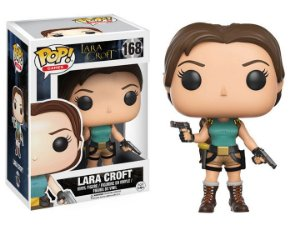 Lara Croft Tomb Raider Pop! Games Funko Original