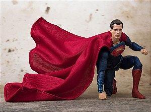 Superman Liga da Justiça S.H. Figuarts Bandai Original