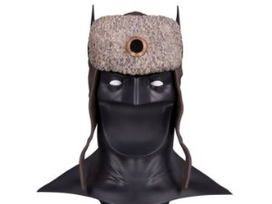 Batman Cowl Superman Red Son Busto DC Gallery DC Collectibles Original