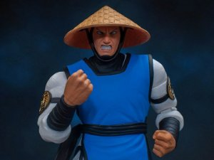 Raiden Mortal Kombat Storm Collectibles Original