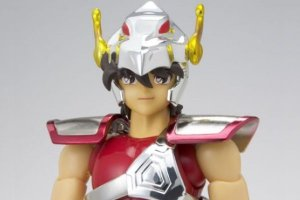Seiya de Pegasus Revival Edition Cavaleiros do Zodiaco Saint Seiya Cloth Myth Bandai Original