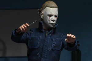 Michael Myers Halloween 2 Neca Original
