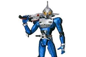 Kamen Rider Acceltrial Kamen Rider W S.H. Figuarts Bandai Original