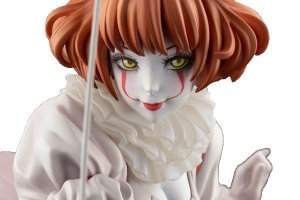 Pennywise IT Horror Bishoujo Kotobukiya Original
