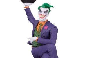Coringa Batman The Animated Series Rogues Gallery Dc Comics Multi-Part Diorama Dc Collectibles Original