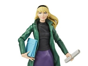 Gwen Stacy Homem Aranha Retro Collection Marvel Legends Hasbro Original