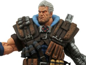 Cable Marvel Comics Marvel Select Diamond Select Toys Original