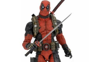 Deadpool Marvel Comics Ultimate Collector's 1/4 Scale Neca Original