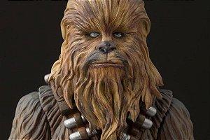 Chewbacca Star Wars Solo Uma historia S.H. Figuarts Bandai Original