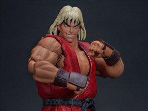 Violent Ken Street Fighter II Ultra Storm Collectibles Original