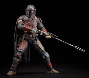 Mandaloriano Star Wars O mandaloriano The Black Series Hasbro Original