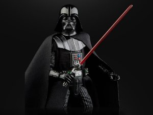 Darth Vader Star Wars Episodio V O império contra-ataca The Black Series Hasbro Original