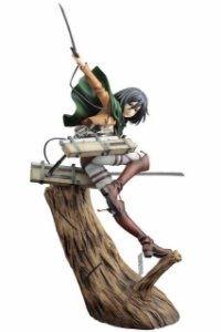 Mikasa Ackerman Renewal Package ver. Attack on Titan ARTFX J Kotobukiya Original