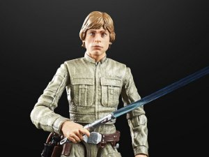 Luke Skywalker Bespin Star Wars Episódio V O império contra-ataca 40 anos The Black Series Hasbro Original