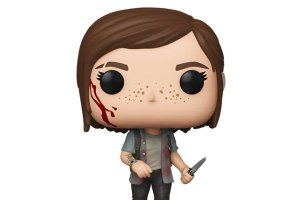 Ellie The Last of Us Part II Pop! Games Funko Original