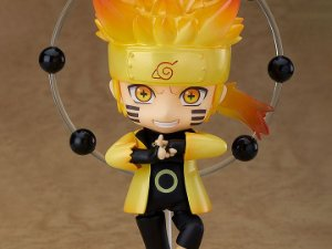 Naruto Uzumaki Sage of the Six Paths Naruto Shippuden Nendoroid Good Smile Company Original