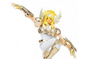 Hyoga de Cisne Dourado new bronze cloth Cavaleiros do Zodiaco Saint Seiya Cloth Myth EX Bandai Original