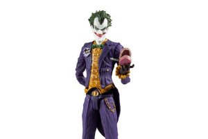 Coringa Batman Arkham Asylum DC Universe Mcfarlane Toys Original