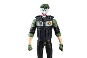 Coringa Batman White Knight Comics 2017 Dc Multiverse McFarlane Toys Original