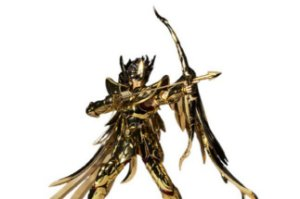Seiya de Sagitario Gold24 Cavaleiros do Zodiaco Saint Seiya Cloth Myth EX Bandai Original