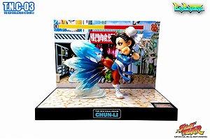 Chun-Li Street Fighter II T.N.C Big Boys Toys Original