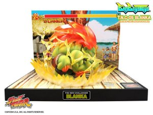 Blanka Street Fighter T.N.C Big Boys Toys Original