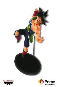 Bardock Dragon Ball Z Scultures 5 Banpresto Original