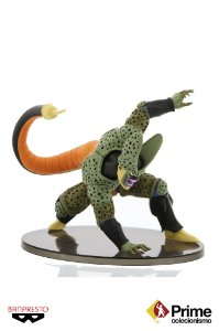 Cell Segunda Forma Dragon Ball Z Scultures Tenkaichi #5 Banpresto Original