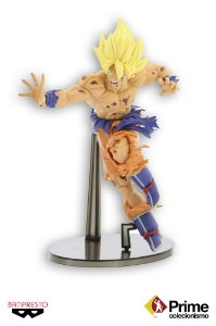 [ENCOMENDA] Goku Dragon Ball Z Scultures Tenkaichi #5 Banpresto Original 22cm