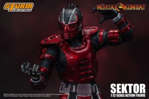 Sektor Mortal Kombat Storm Collectibles Original