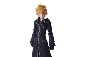 Roxas Kingdom Hearts III Bring Arts Square Enix Original
