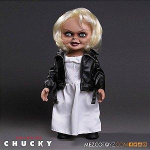 Tiffany Brinquedo Assassino A noiva de Chucky Mezco Original